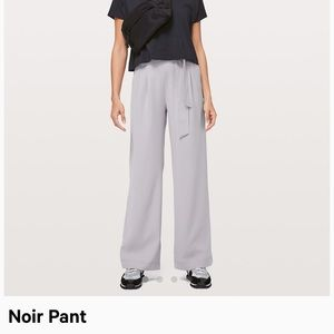 Lululemon Noir Pant in Blue